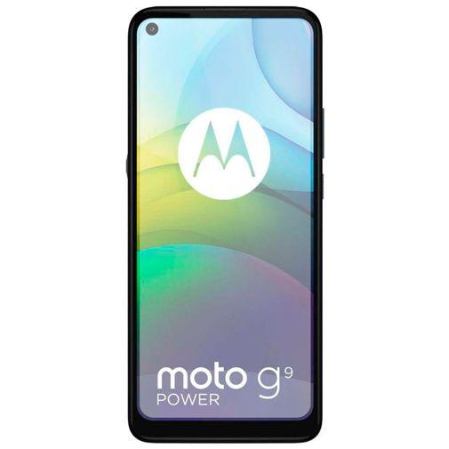 Productafbeelding van de Just in Case Gehard Glas Clear Screenprotector Motorola Moto G9 Power