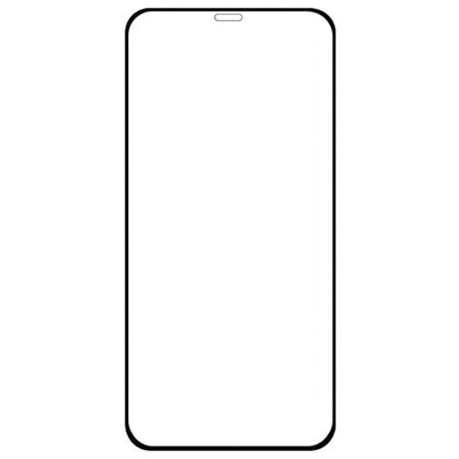 Productafbeelding van de Just in Case Gehard Glas Edge to Edge Screenprotector Apple iPhone 12/12 Pro
