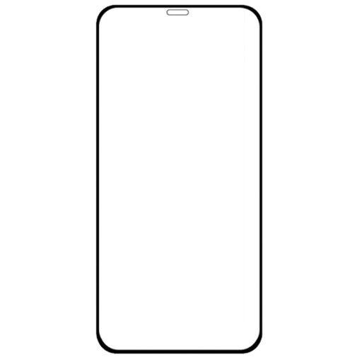Productafbeelding van de Just in Case Gehard Glas Edge To Edge Screenprotector Apple iPhone 12 Mini