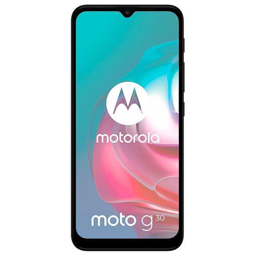 Productafbeelding van de Just in Case Gehard Glas Edge to Edge Screenprotector Motorola Moto G10/G30