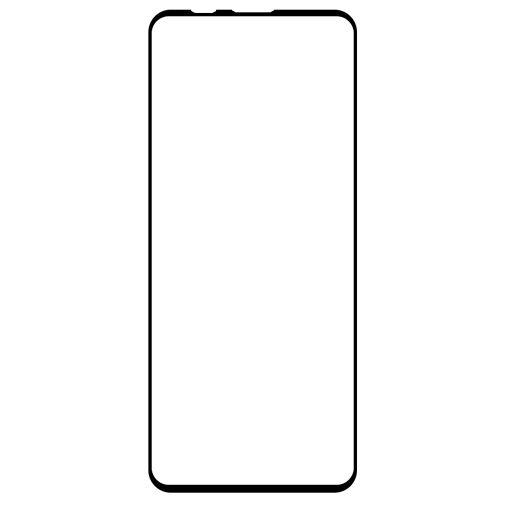 Productafbeelding van de Just in Case Gehard Glas Edge to Edge Screenprotector Motorola Moto G100