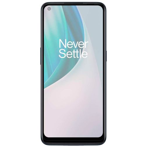 Productafbeelding van de Just in Case Gehard Glas Edge to Edge Screenprotector OnePlus Nord N10 Zwart