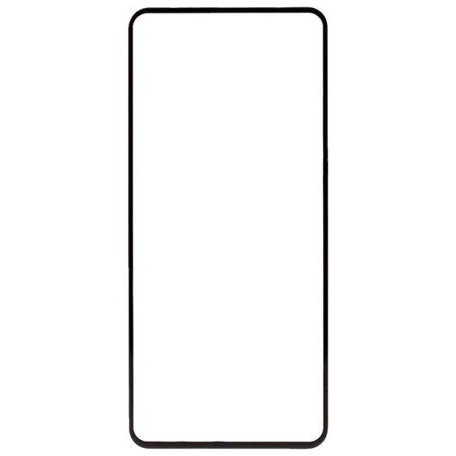 Productafbeelding van de Just in Case Gehard Glas Edge to Edge Screenprotector Oppo Reno 4 Pro
