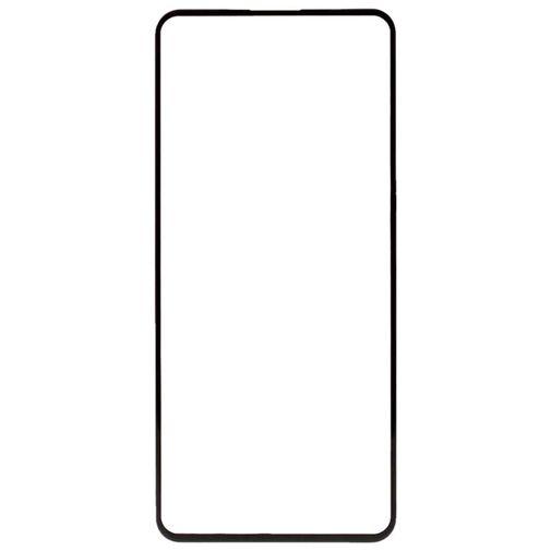 Productafbeelding van de Just in Case Gehard Glas Edge to Edge Screenprotector Oppo Reno 4