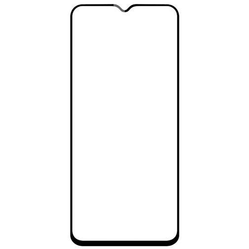 Productafbeelding van de Just in Case Gehard Glas Edge to Edge Screenprotector Realme C11