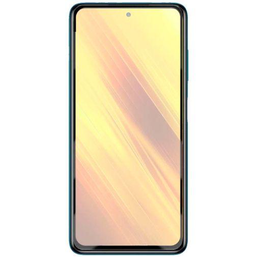Productafbeelding van de Just in Case Gehard Glas Edge to Edge Screenprotector Xiaomi Poco X3
