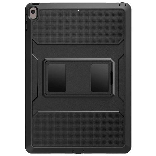 Produktimage des Just in Case Heavy Duty Case Schwarz Apple iPad Air 2019