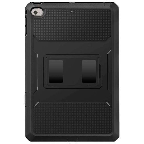Productafbeelding van de Just in Case Heavy Duty Case Black Apple iPad Mini 2019