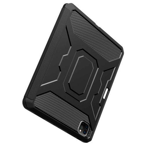 Produktimage des Just in Case Heavy Duty Case Schwarz Apple iPad Pro 2020 12.9