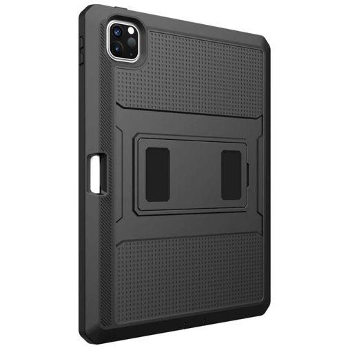 Productafbeelding van de Just in Case Heavy Duty Case Black Apple iPad Pro 2020 12.9