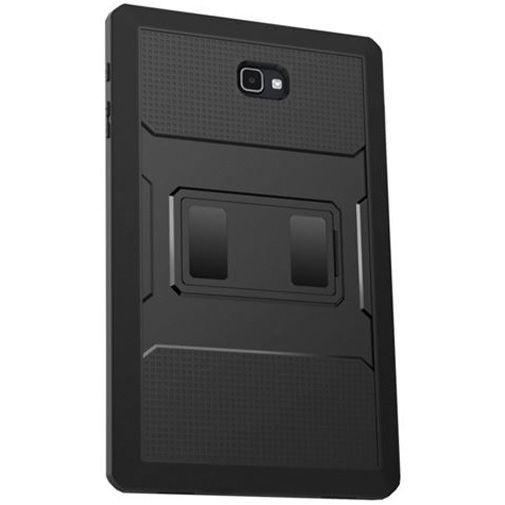 Productafbeelding van de Just in Case Heavy Duty Case Black Samsung Galaxy Tab A 10.1 (2016)