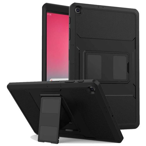 Productafbeelding van de Just in Case Heavy Duty Case Black Samsung Galaxy Tab S6