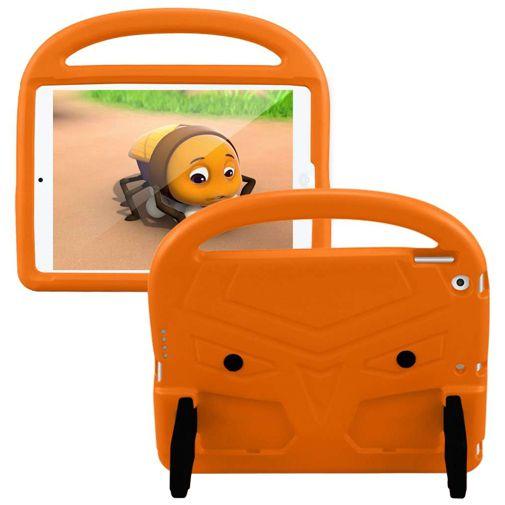Productafbeelding van de Just in CaseKidscase Stand Cover Orange Apple iPad 2019/iPad 2020