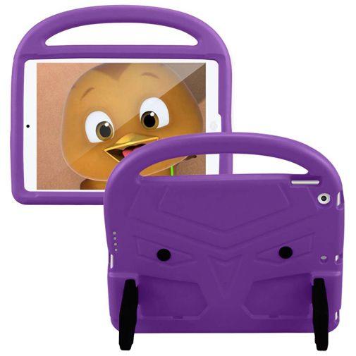 Productafbeelding van de Just in CaseKidscase Stand Cover Purple Apple iPad 2019/iPad 2020
