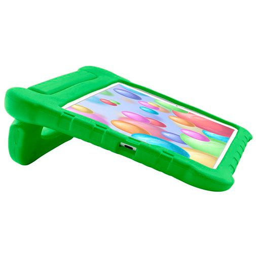 Productafbeelding van de Just in Case Kidscase Ultra Green Apple iPad 2019/iPad 2020