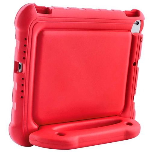 Productafbeelding van de Just in CaseKidscase Ultra Red Apple iPad 2019/iPad 2020
