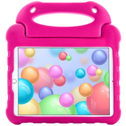 Productafbeelding van de Just in CaseKidscase Ultra Pink Apple iPad 2019/iPad 2020