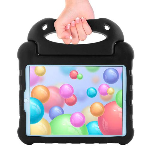 Productafbeelding van de Just in Case Kidscase Ultra Black Apple iPad 2019/iPad 2020