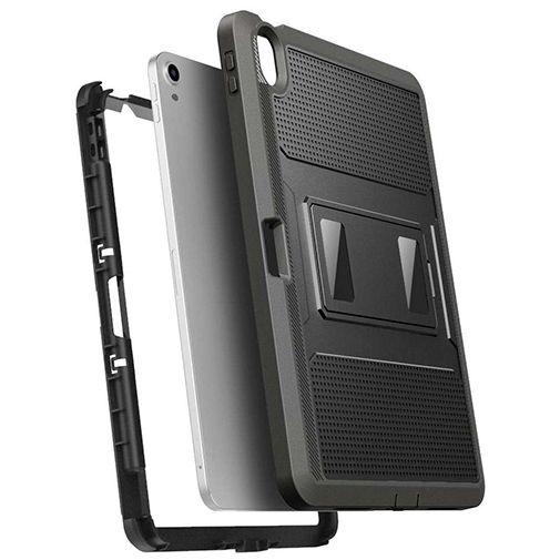 Productafbeelding van de Just in Case Kunststof Full Body Case Apple iPad Air 2020 Zwart