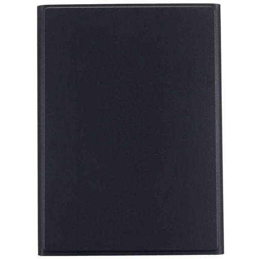 Productafbeelding van de Just in Case Premium AZERTY Bluetooth Keyboard Case Black Samsung Galaxy Tab S7
