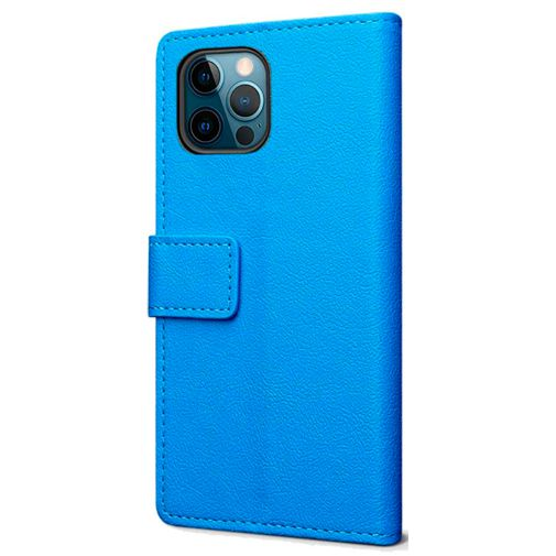 Productafbeelding van de Just in Case PU-leer Book Case Blauw Apple iPhone 12 Pro Max