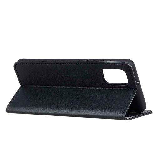 Productafbeelding van de Just in Case PU-leer Book Case Zwart Oppo Reno 4 Z
