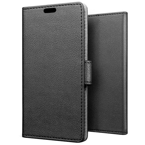 Productafbeelding van de Just in Case PU-leer Book Case Zwart Samsung Galaxy A32 5G