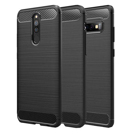 Productafbeelding van de Just in Case Rugged TPU Case Black Samsung Galaxy A21s