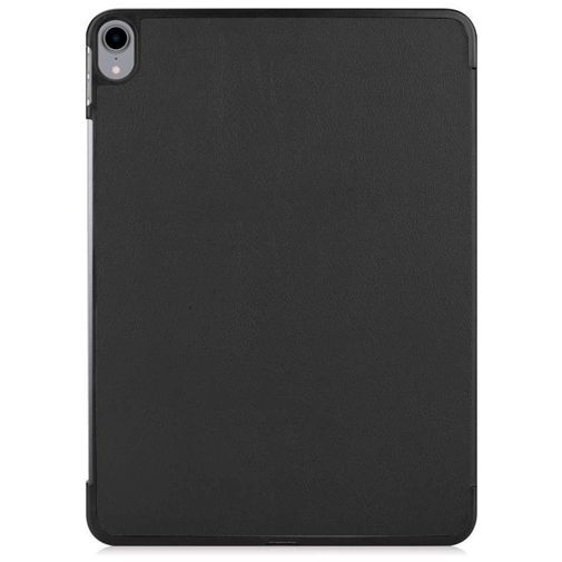 Productafbeelding van de Just in Case Smart Tri-Fold Case Black Apple iPad Pro 2018 11