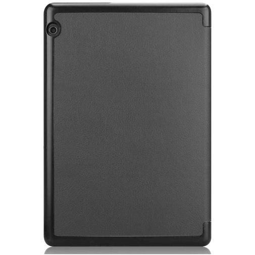 Productafbeelding van de Just in Case Smart Tri-Fold Case Black Huawei Mediapad T5