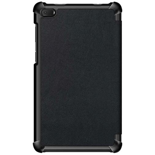 Productafbeelding van de Just in Case Smart Tri-Fold Case Black Lenovo Tab E7