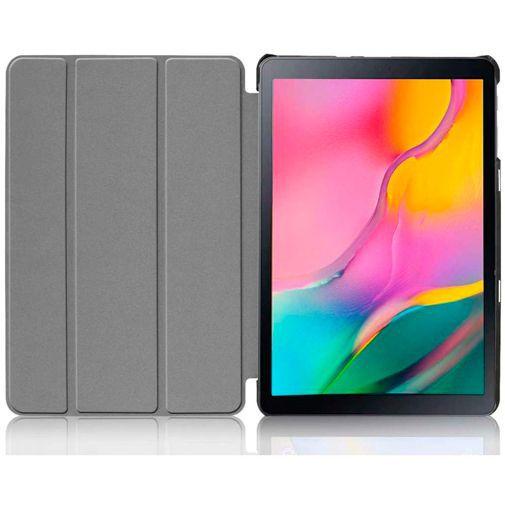 Productafbeelding van de Just in Case Smart Tri-Fold Case Black Samsung Galaxy Tab S5e