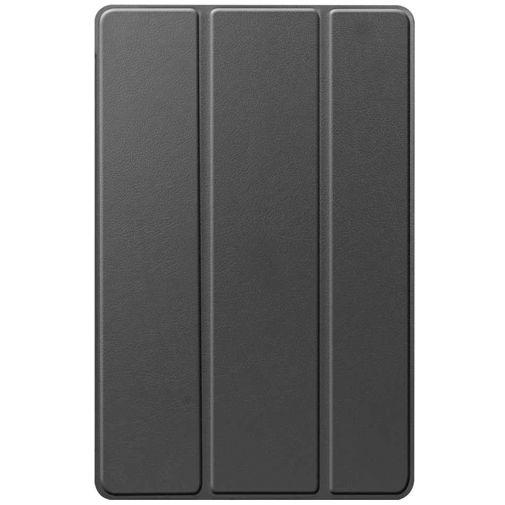 Productafbeelding van de Just in Case Smart Tri-Fold Case Black Samsung Galaxy Tab A7