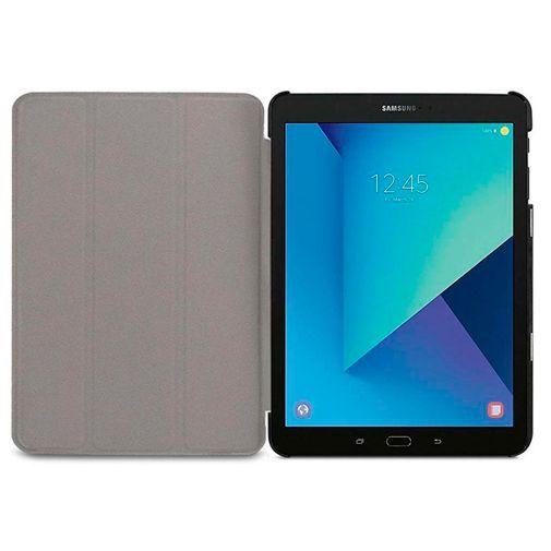 Productafbeelding van de Just in Case Smart Tri-Fold Case Black Samsung Galaxy Tab S3 9.7