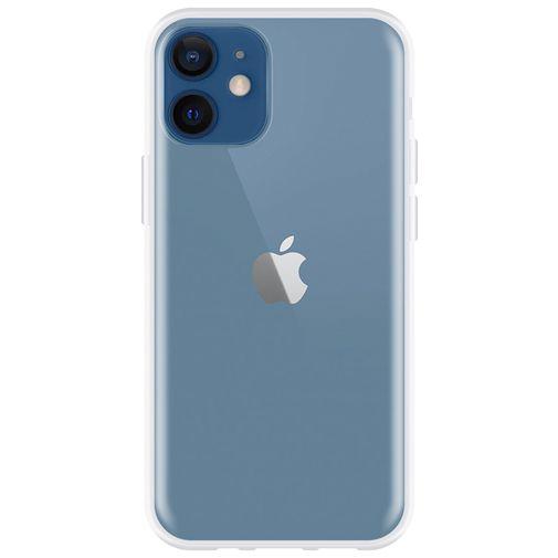 Productafbeelding van de Just in Case Soft TPU Case Transparant Apple iPhone 12 Mini