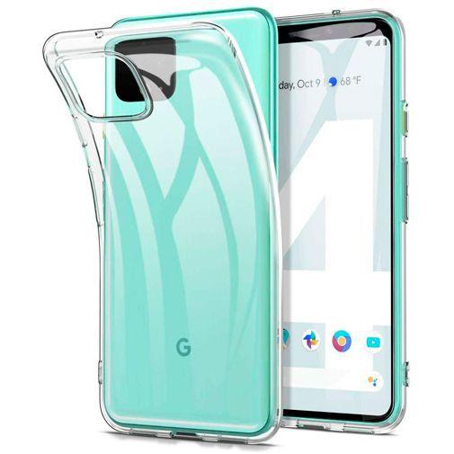 Productafbeelding van de Just in Case Soft TPU Case Clear Google Pixel 4 XL