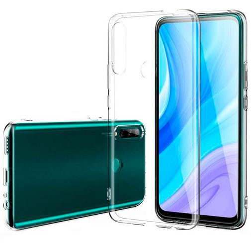Produktimage des Just in Case Soft TPU Case Clear Honor 9X