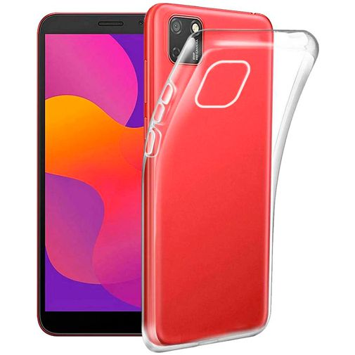 Productafbeelding van de Just in Case Soft TPU Case Clear Huawei Y5p
