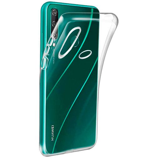 Productafbeelding van de Just in Case Soft TPU Case Clear Huawei Y6p