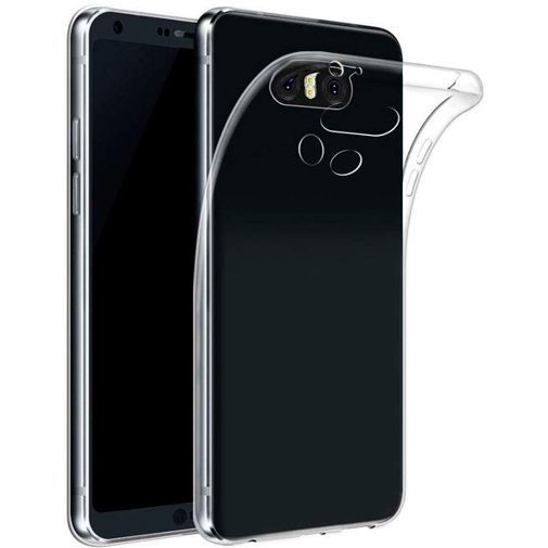 Produktimage des Just in Case Soft TPU Case Clear LG K40s