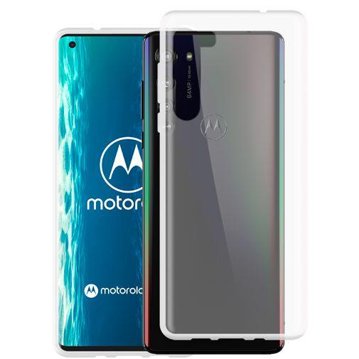 Productafbeelding van de Just in Case Soft TPU Case Clear Motorola Edge