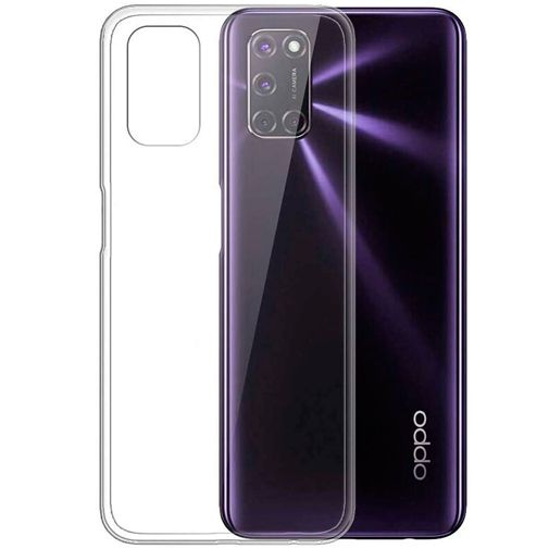 Productafbeelding van de Just in Case Soft TPU Case Clear Oppo A72