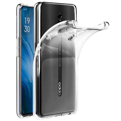 Productafbeelding van de Just in Case Soft TPU Case Clear Oppo Reno 2Z