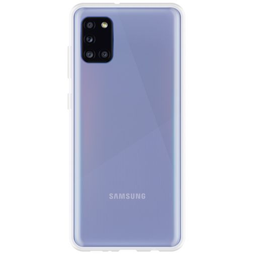 Productafbeelding van de Just in Case Soft TPU Case Clear Samsung Galaxy A31