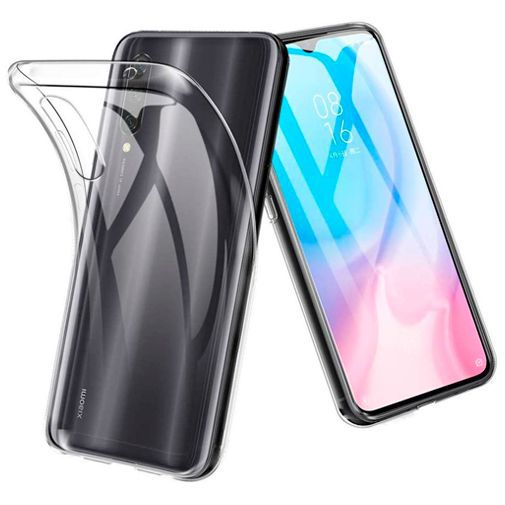Productafbeelding van de Just in Case Soft TPU Case Clear Xiaomi Mi A3