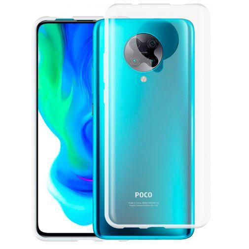 Productafbeelding van de Just in Case Soft TPU Case Clear Xiaomi Poco F2 Pro
