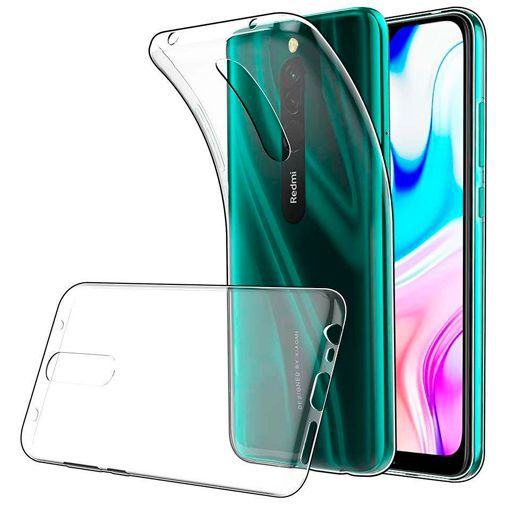 Productafbeelding van de Just in Case Soft TPU Case Clear Xiaomi Redmi 8/8A