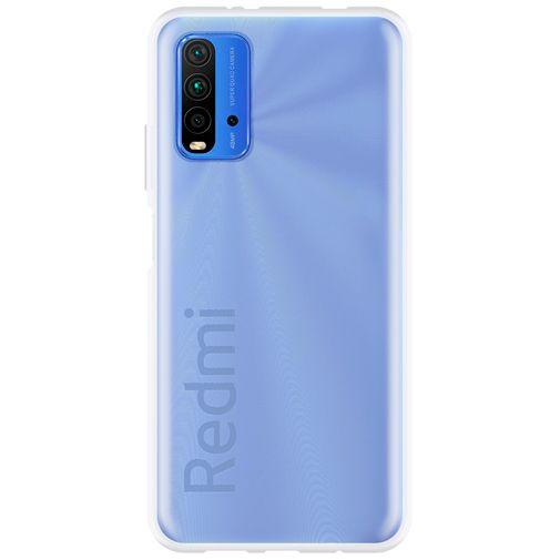 Productafbeelding van de Just in Case Soft TPU Case Clear Xiaomi Redmi 9T