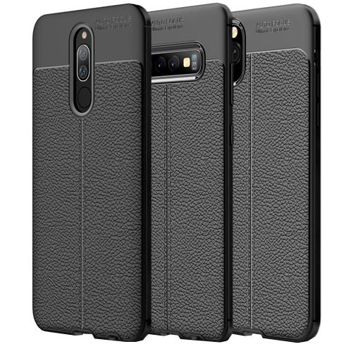 Productafbeelding van de Just in Case Soft TPU Case Black Samsung Galaxy A21s