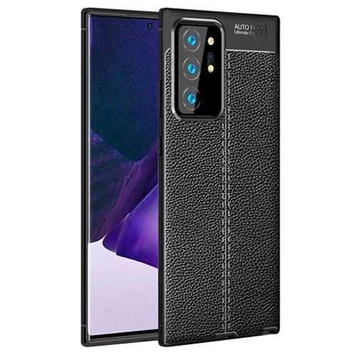 Productafbeelding van de Just in Case Soft TPU Case Black Samsung Galaxy Note 20 Ultra